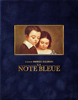 La Note Bleue Limited Edition - Hardcover Magnetic Box with Blue Velvet Slipcase